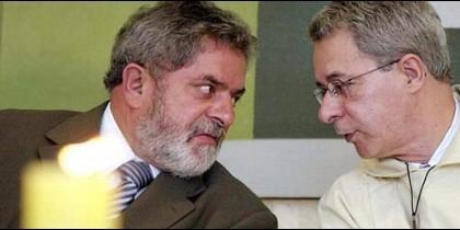 Lula y Frei Betto