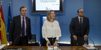 La Consejera del área de la dependencia, Alicia García