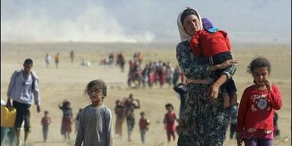 El 20 de junio, Día Mundial del Refugiado