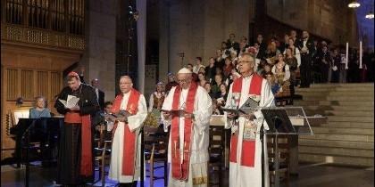 Conmemoración luterano-católica en Lund