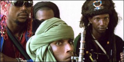 Bandidos en Senegal.