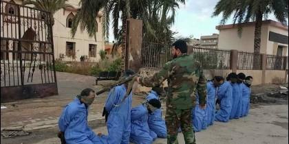 Ejecución en Libia