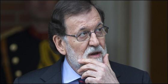 Mariano Rajoy presidente del Gobierno español.