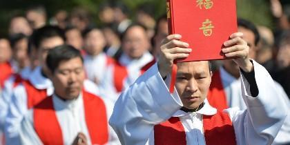 El sufrimiento de los católicos chinos
