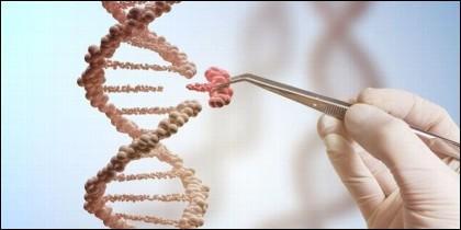 Genes, código genético y enfermedades incurables.