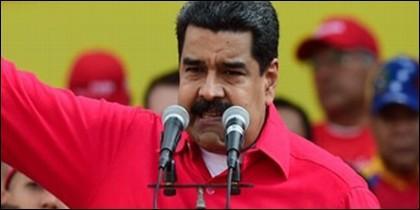 El dictador Maduro