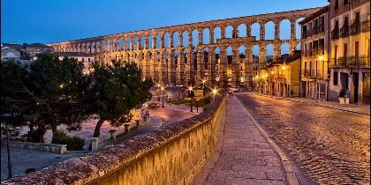 Imagen de el Acueducto de Segovia