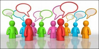 Palabras, lenguaje, comunicación, gente, opinión, encuesta, sondeo.
