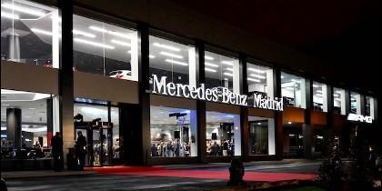 Mercedes-Benz Madrid