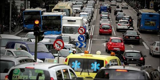 Tráfico Madrid
