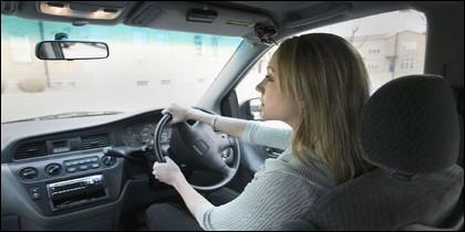 Conducir derecha