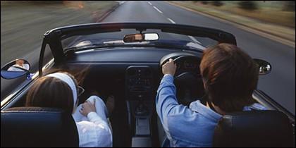Conducir por la derecha
