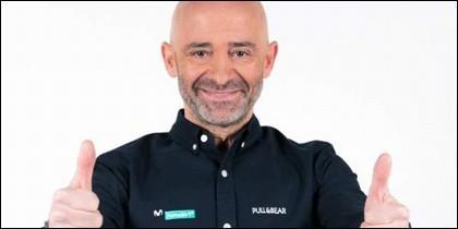 Antonio Lobato ficha por Movistar F1.