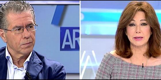 Ana Rosa sentencia a Granados por lanzar basura desesperadamente contra Cifuentes: `Es una golfada, y de un machismo impresentable`