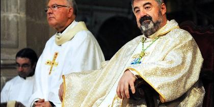 Monseñor Escribano, obispo de Calahorra y La Calzada-Logroño