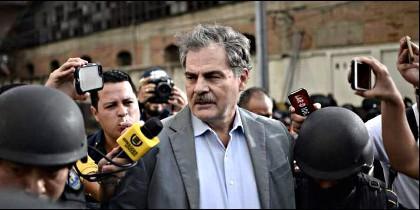 El presidente de Oxfam Internacional, Juan Alberto Fuentes.