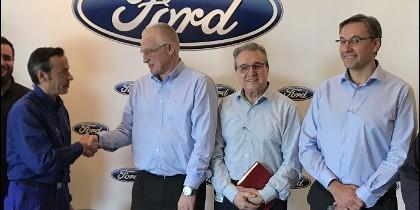Acuerdo Competitividad Ford