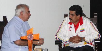 Moronta y Maduro