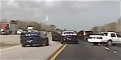 BMW a 150 km/h