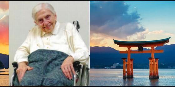 Elvira Escudero, 70 años de misión en Japón