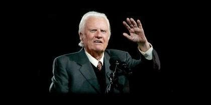 Muere Billy Graham