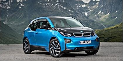 Coche eléctrico: un 1 BMW i3 94 Ah.