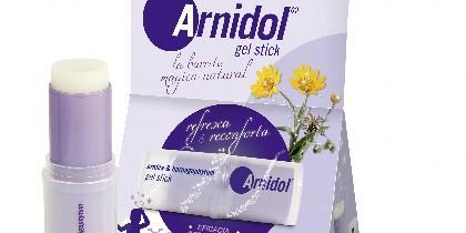 Arnidol Gel Stick, para los pequeños golpes de tus hijos