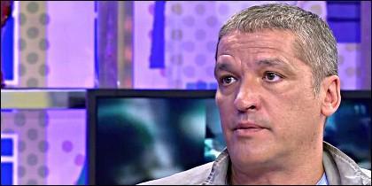 Gustavo González en 'Sálvame' de Telecinco.