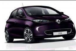 Renault ZOE versión R110