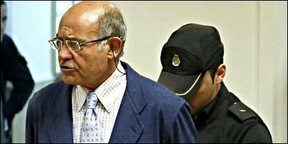 El expresidente de la CEOE Gerardo Díaz Ferrán.