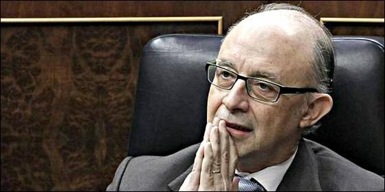 Cristobal Montoro.