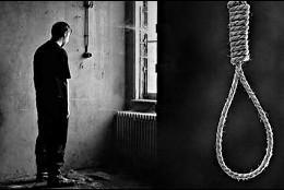 Suicida, suicidio, ahorcado.
