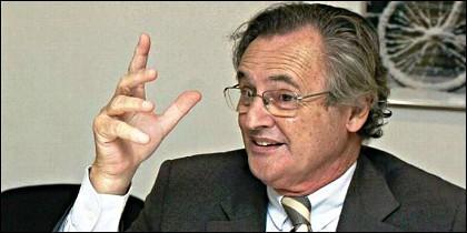 El empresario Ignacio López del Hierro, marido de Cospedal.