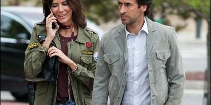 Raúl González y Mamen Sanz, un matrimonio feliz