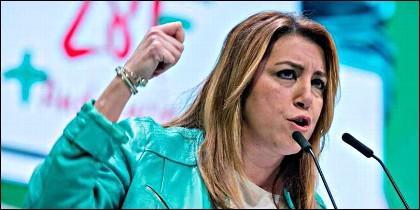 ¿Y de esto no tiene nada qué decir Susana Díaz (PSOE)?