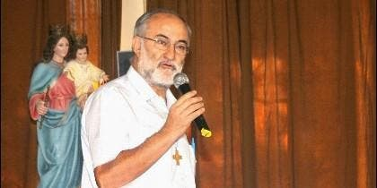 El nuevo arzobispo de Rabat, Cristóbal López, sdb