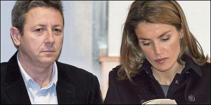 Alonso y Letizia