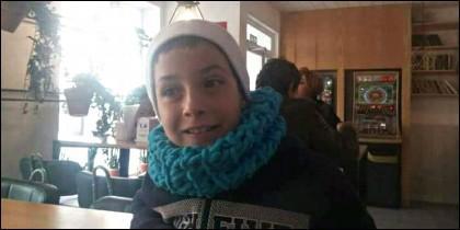 Gabriel Cruz, el niño desaparecido en Níjar (Almería).
