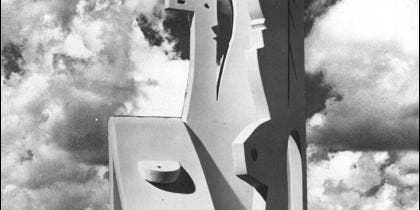 Escultura gigante de Picasso UNIVERSITY OF SOUTH FLORIDA LIBRARY
