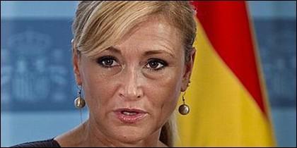 Cristina Cifuentes (PP).