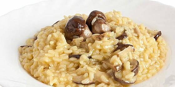 C mo preparar risotto de setas periodista digital for Como cocinar risotto de setas