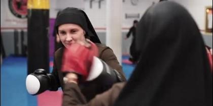Las monjas boxeadoras