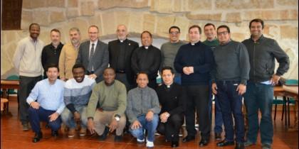 Recipientes de las Becas de Cooperación Eclesial de la UPSA
