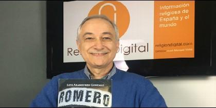 Luis Aranguren presenta 'San Romero de los derechos humanos' (San Pablo)