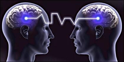 Cerebro, habla, ser humano, comunicación y telepatía.