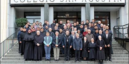 Clausura de las XX Jornadas Agustinianas