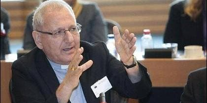 El patriarca caldeo Louis I Raphael Sako