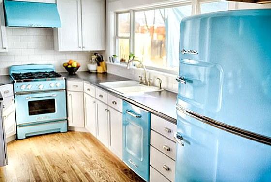 Electrodom sticos y accesorios de cocina vintage en amazon for Accesorios de cocina vintage