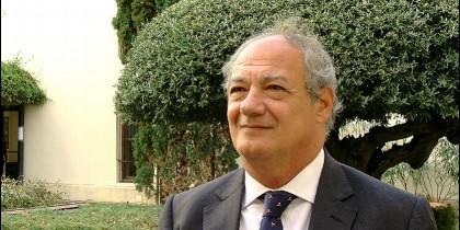 José María Del Corral, presidente mundial de Scholas Occurrentes