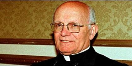 El fallecido ex-arzobispo de Zaragoza y expresidente de la CEE, Elías Yanes